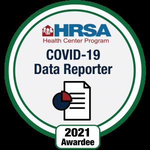 HRSA COVID-19 Data Reporter 2021 Awardee